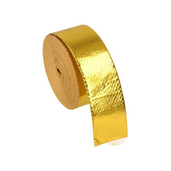 10m Hitzeschutz Tape - Gold | BOOST products