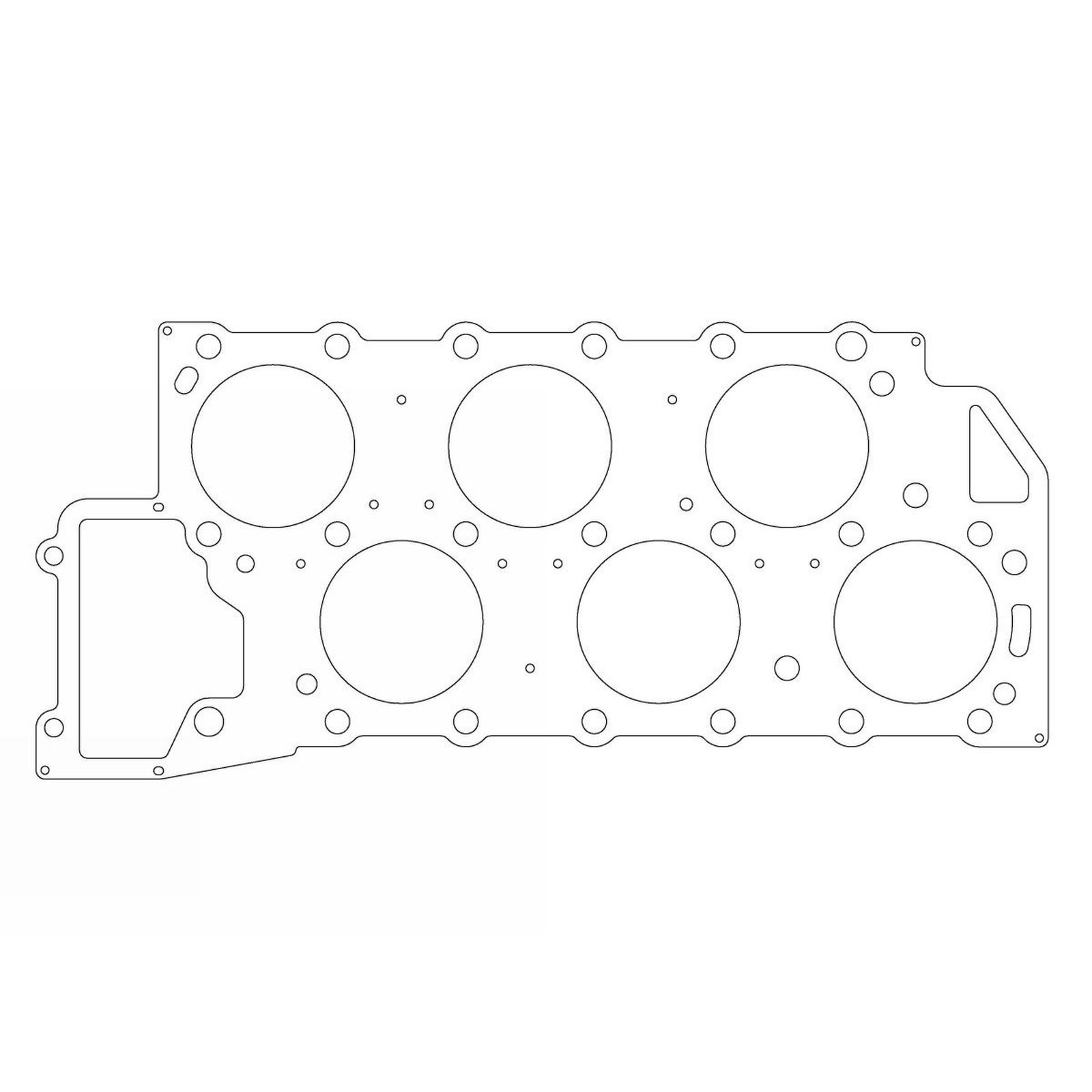 athena cylinder head gasket for vw vento 2 8 vr6 82 50mm 0 65mm cylinder head gasket for vw vento 2 8 vr6 82 50mm 0 65mm