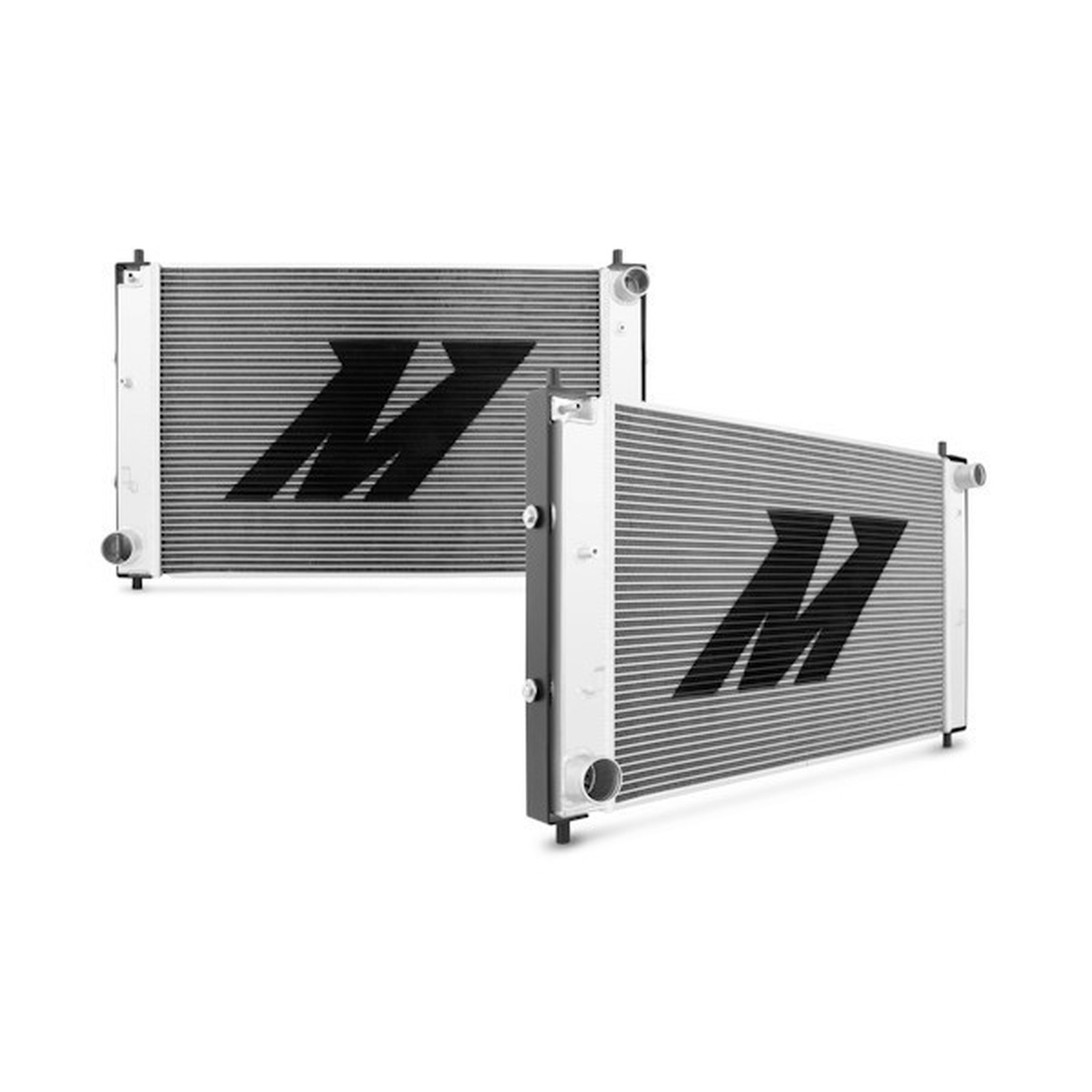 Ford Mustang GT Performance Aluminum Radiator w / Stabilizer System /  Manual / 1997-2004