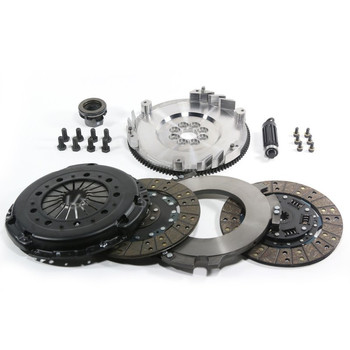 Clutch Kit 7.25 Organic Twin Disk + Flywheel / BMW Z3 M...