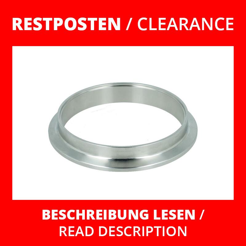 Restposten BOOST products V-Band Ring 89mm männlich